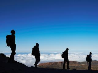 VIP Hike to Mount Teide Peak with Cable Car Ticket