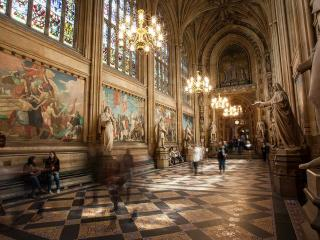 Visit to the Houses of Parliament,