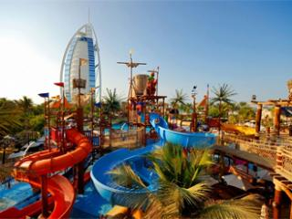 Wild Wadi Water Park Admission Ticket