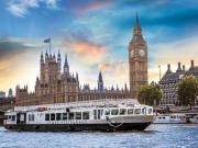 Bateaux London River Thames Lunch Cruise