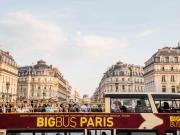 Big Bus Paris Hop-on Hop-off Bus Tour See all the iconic sights of Paris