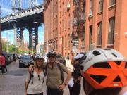 Bike the Brooklyn Bridge Tour   Cross both the Williamsburg and Brooklyn Bridges