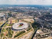 Football Stadium Helicopter Tour - Experience Voucher