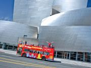 Los Angeles Hop-on Hop-off Double Decker Bus Tour Discover Los Angeles at your o