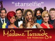 Madame Tussauds San Francisco Over 100 life-like wax figures