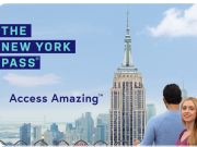 New York Pass with Fast Track Access Admission to over 100 top New York attractions...