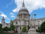 Panoramic Tour of London with St Paul's Cathedral and Guard Change