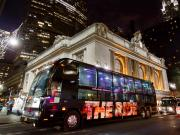 THE RIDE - NYC'S LARGEST MOTOR COACH