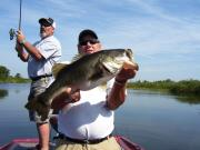 Trophy Bass Fishing Escape the hectic theme parks...