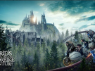 New Details and Image for Brand New Harry Potter Ride Revealed Take flight on an all-new thrilling roller coaster ride…