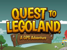 Turn a Boring Car Journey into a QUEST to LEGOLAND Florida!