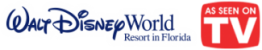 Visit Walt Disney World from just £21pp per day logo
