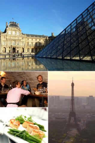 Eiffel Tower Dinner at 58 Tour Eiffel   ATD. Dinner In The Eiffel Tower Reviews. Home Design Ideas