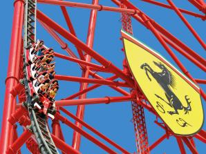 2 Day PortAventura & Ferrari Land Ticket