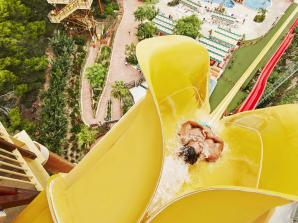 4 Day PortAventura, Ferrari Land & Caribe Aquatic Park Ticket