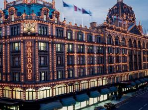 Cream Tea at Harrods for Two Experience Voucher