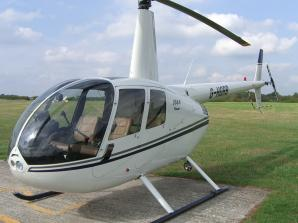 Helicopter Buzz Flight – Experience Voucher