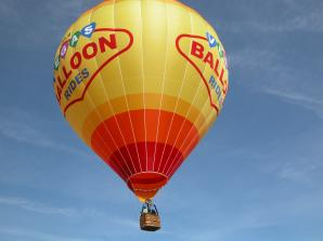 Las Vegas Hot Air Balloon Flight Ticket