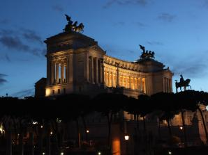 Rome by Night with Dinner