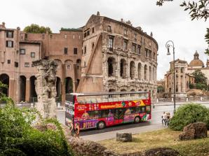 Rome Hop-on/Hop-off Bus Tour