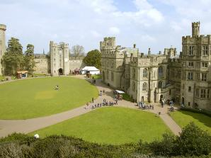 Warwick Castle One Day Ticket