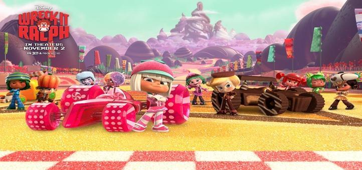 ... sugar rush racers ... Vanellope Von Schweetz Sugar Rush