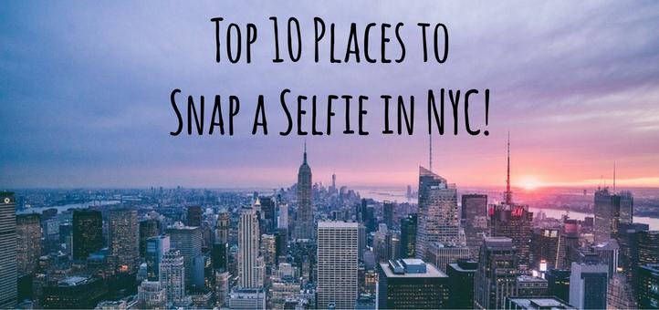 Empire State Building Selfie Stick