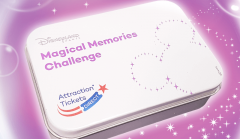 Exclusive ATD Magical Memories Challenge Card Pack