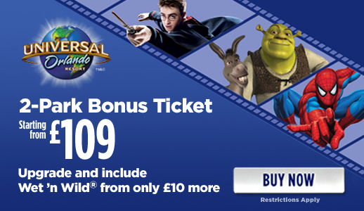Great Value Universal Orlando Tickets