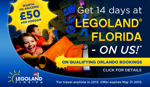 ATD EXCLUSIVE - Enjoy 14 Days at LEGOLAND Florida on Us!