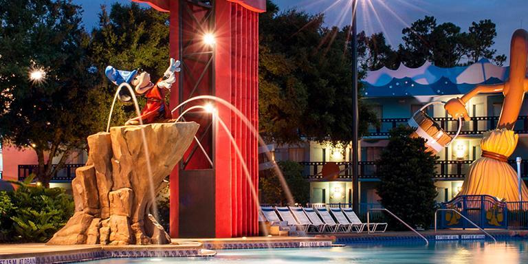 Disney S All Star Movies Resort Disney Hotels
