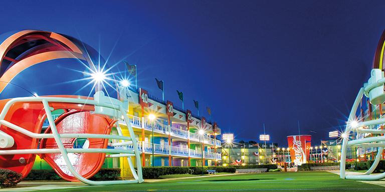 Disney S All Star Sports Resort Disney Hotels