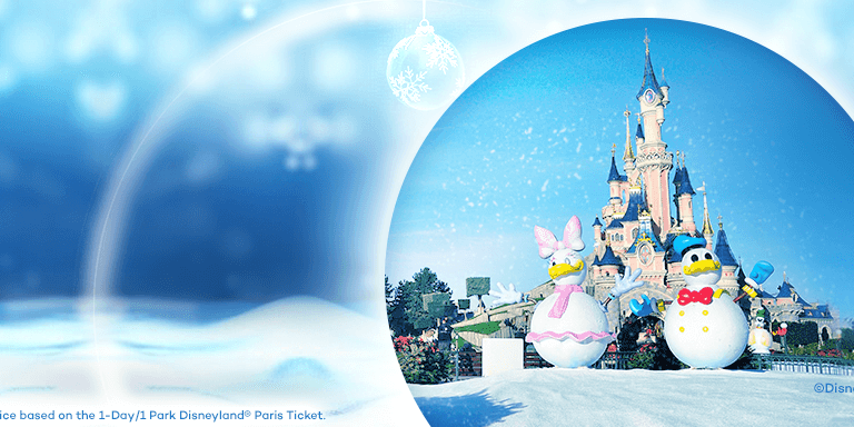 Disneyland Paris - Disney's Enchanted Christmas