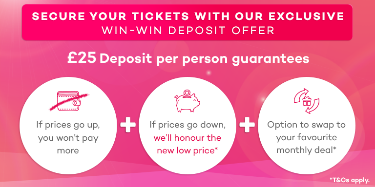 Exclusive Win-Win Deposit Offer