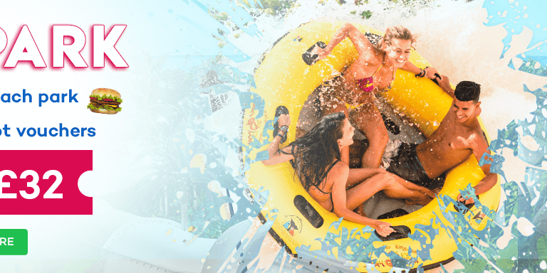ATD EXCLUSIVE - Free Burger with every Siam Park Ticket
