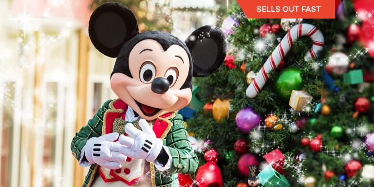Disney Christmas Party.Mickey S Very Merry Christmas Party Tickets Now On Sale