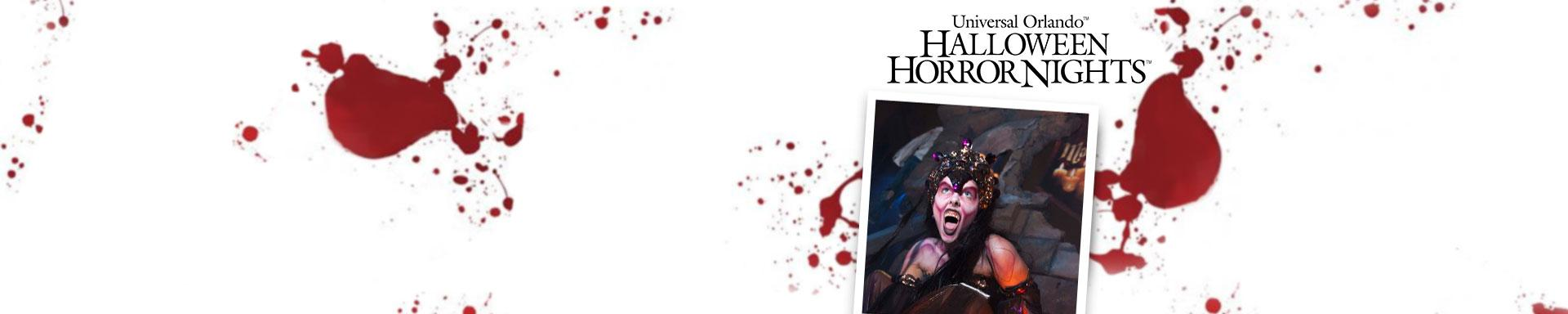 Visit Universal Orlando™ Halloween Horror Nights™