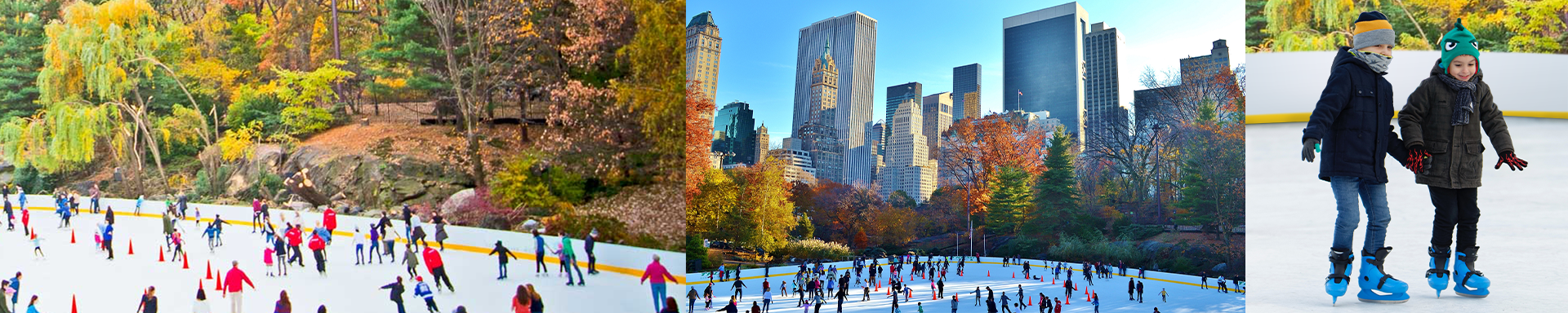 Ice-Skating in Central Park!