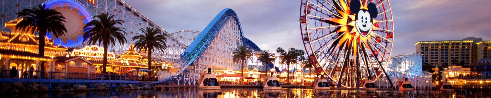 Disneyland California - Save 20% on 2019 Departures!