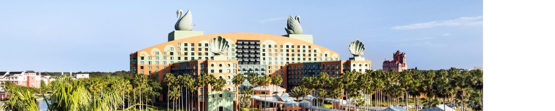 Walt Disney World Swan   Disney Partner Hotels