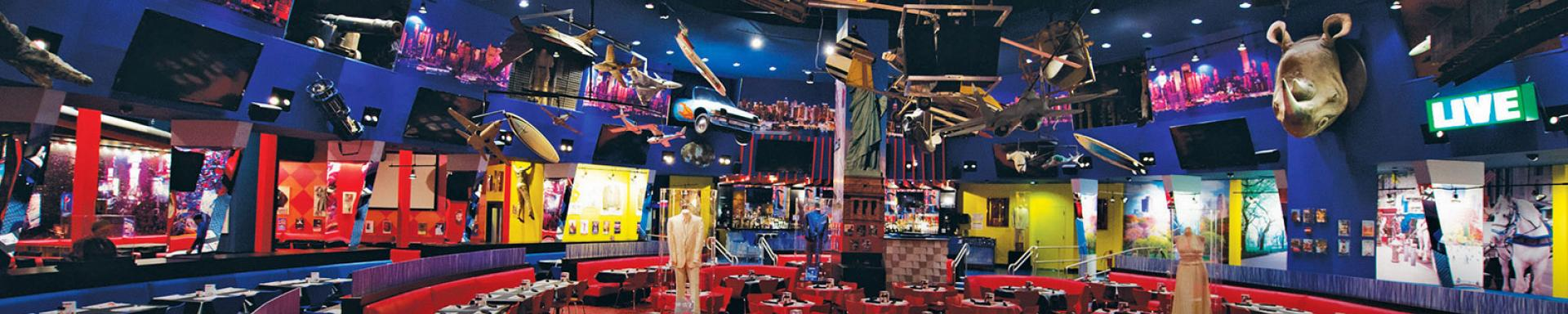 FREE Planet Hollywood New York $10 Voucher with all New York Bookings