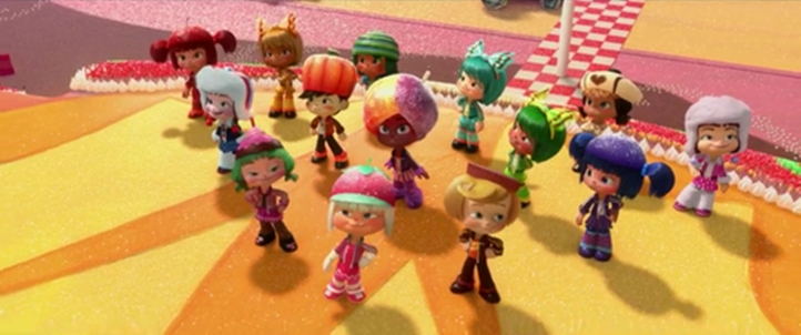 Play sugar rush game from wreck it ralph online